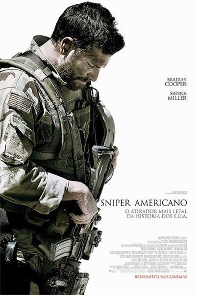 Sniper Americano (EUA, 2015)