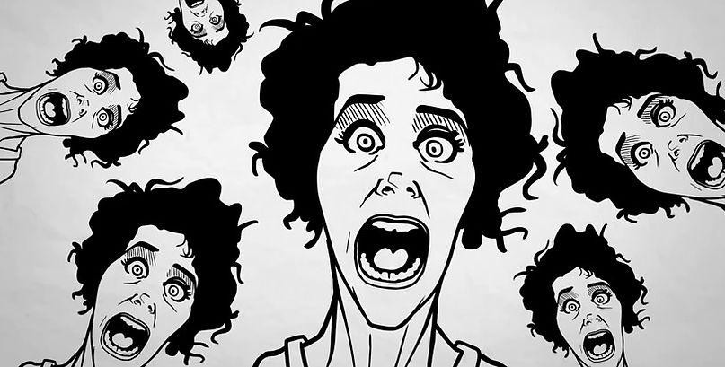EXTRACAMPO: Orson Welles e Morgellons – Da histeria à alucinação coletiva