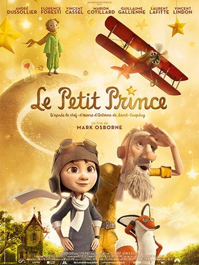 O Pequeno Príncipe (França, 2015)