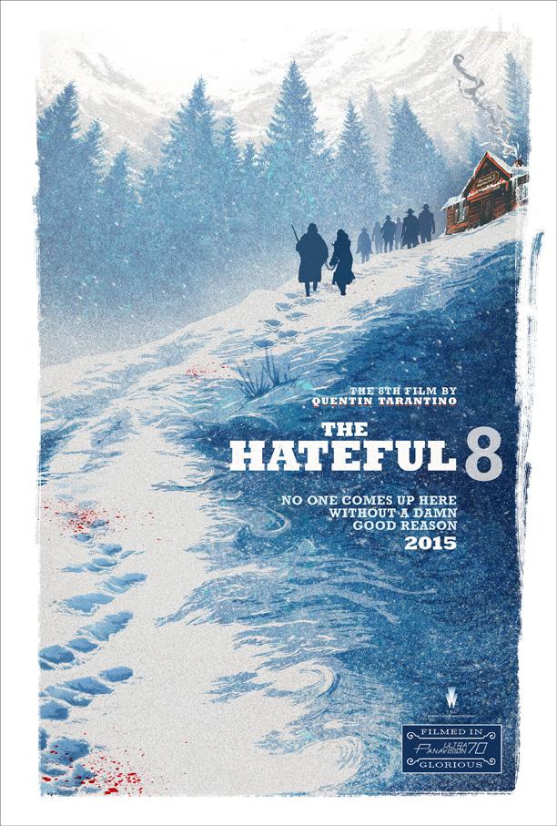 Os Oito Odiados (Estados Unidos, 2015)