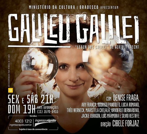 Galileu Galilei (São Paulo, 2016)