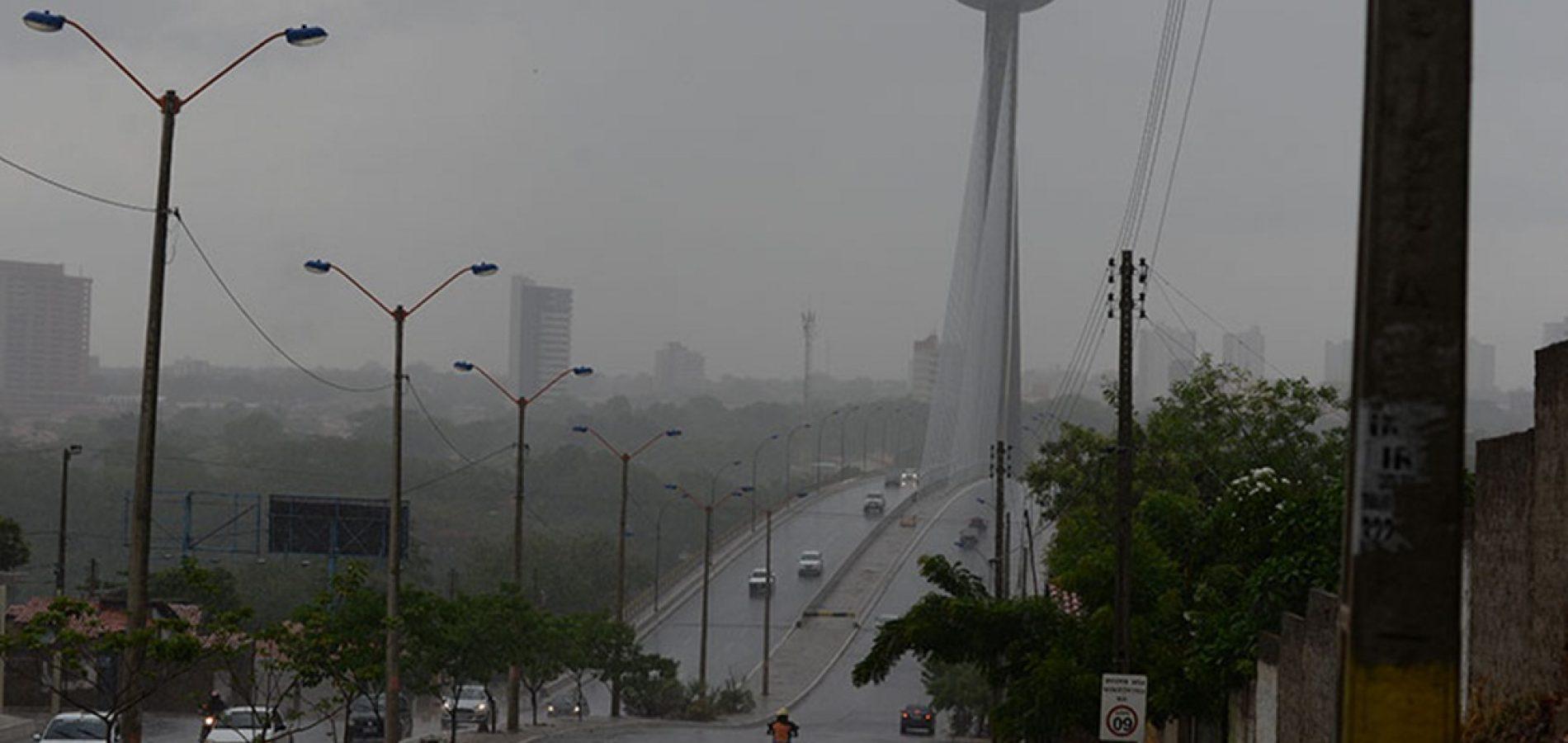 Uma Chuva a 5 Graus do Equador