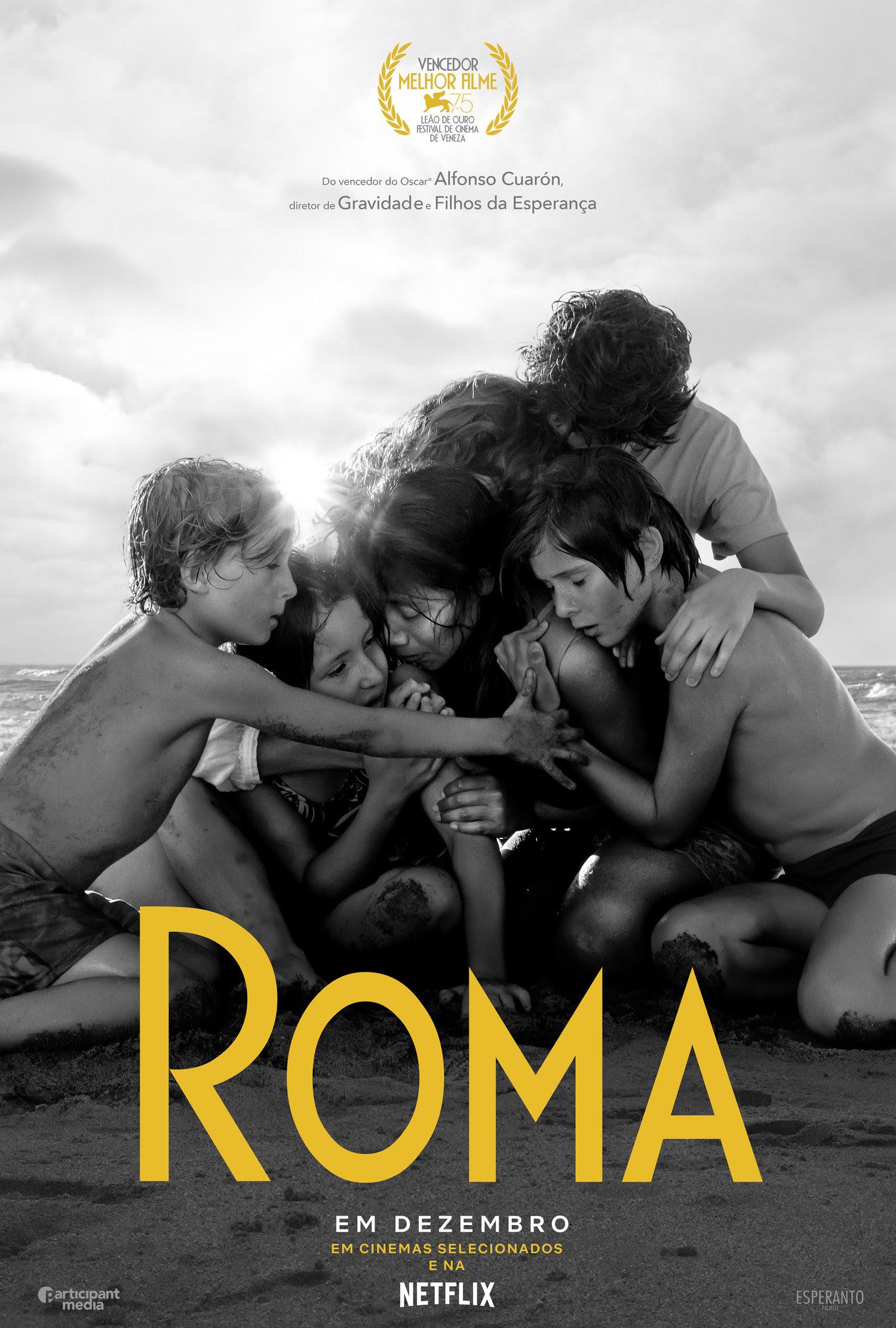 ROMA (México, 2018)