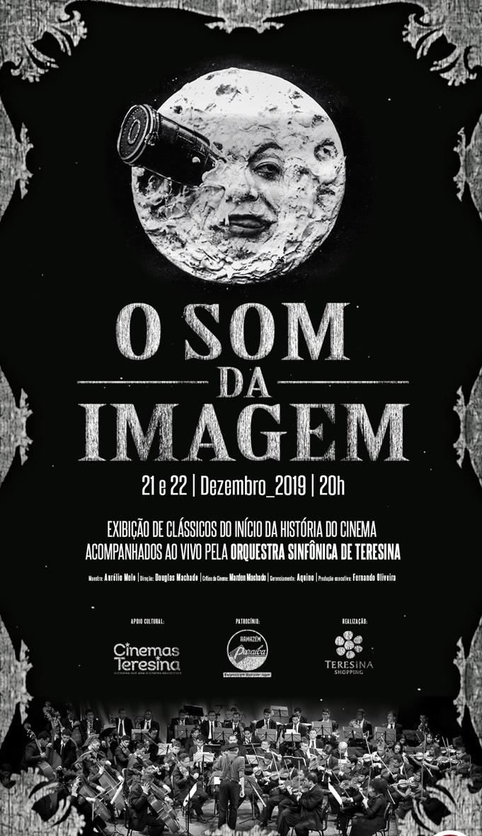 O som da imagem (Teresina-PI, 2019)