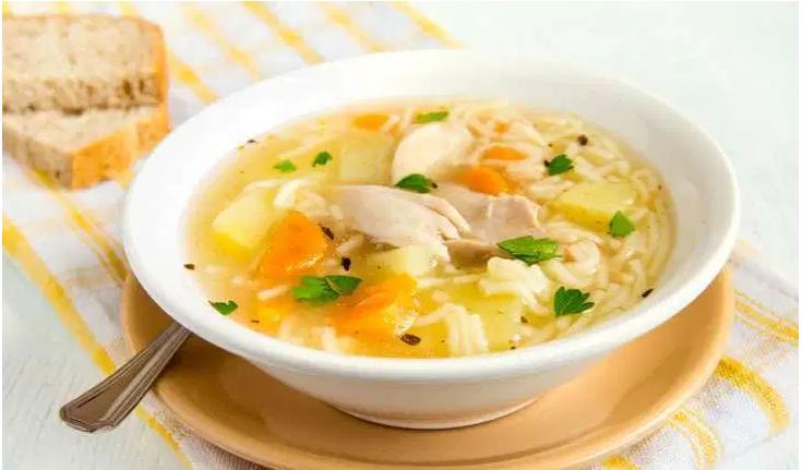 Minimalismos: A sopa