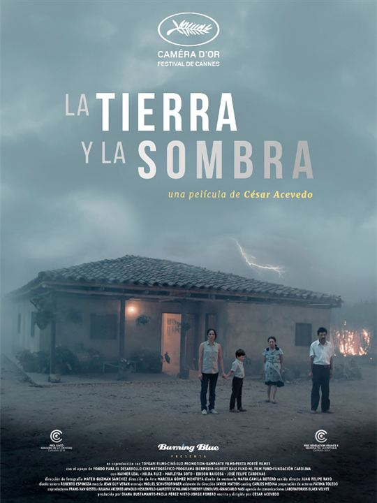 A Terra e a Sombra (Colômbia, 2015)