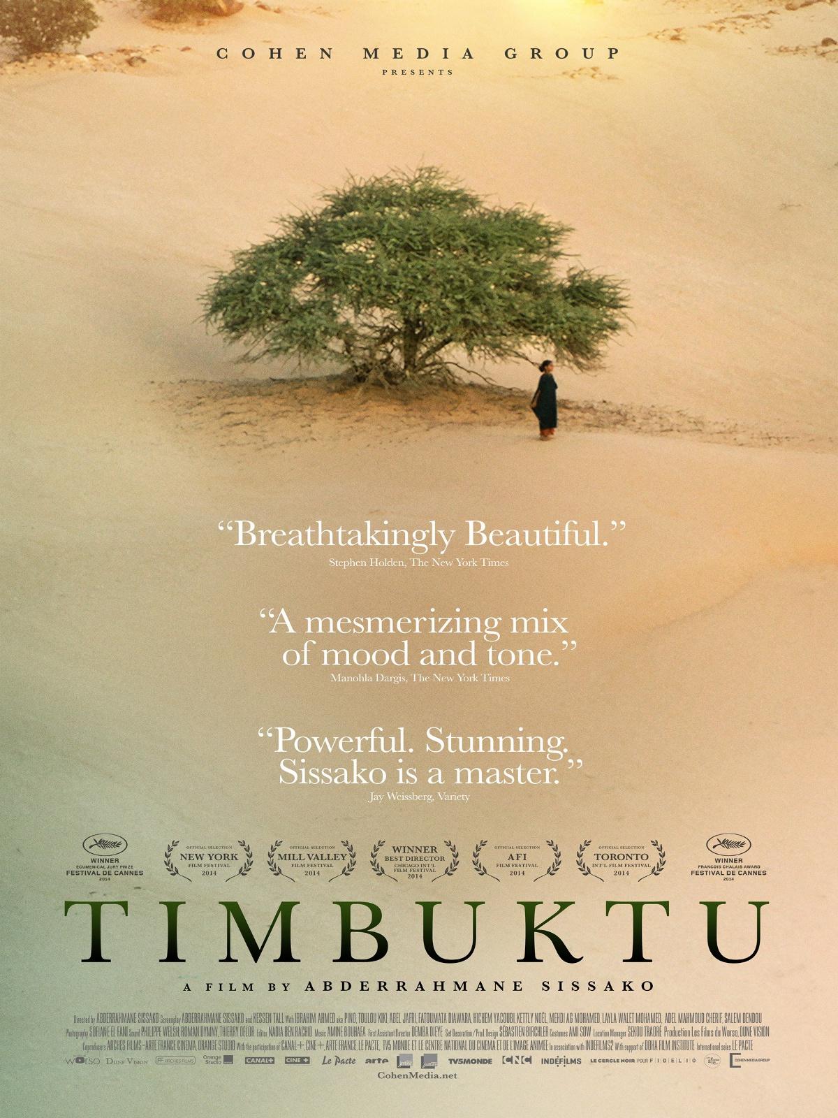Timbuktu (Mauritânia, 2015)