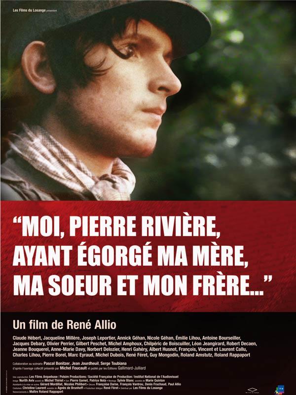 Eu, Pierre Rivièrre, Que Degolei Minha Mãe, Minha Irmã e Meu Irmão