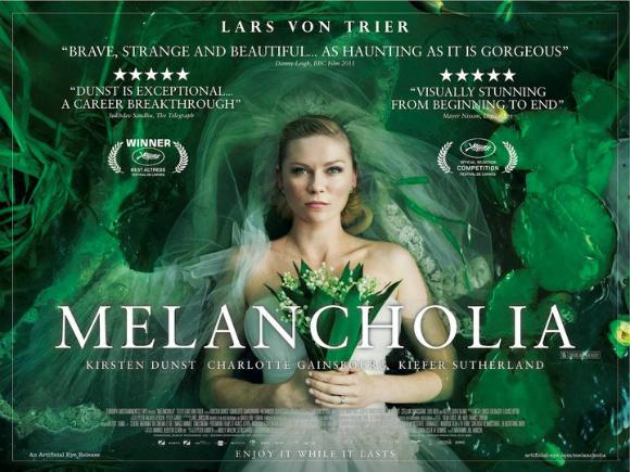 Melancholia (Dinamarca,2011)