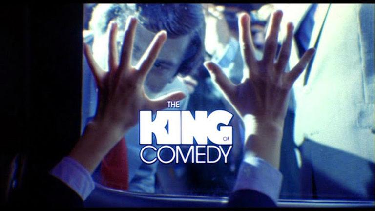 O rei da comédia (Estados Unidos, 1982)