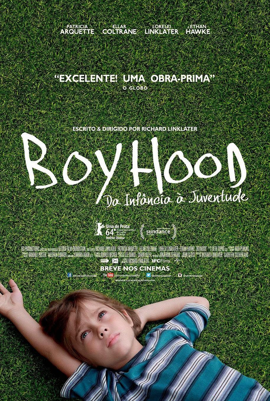 Boyhood (EUA, 2014)